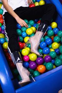 bolas parque de bolas